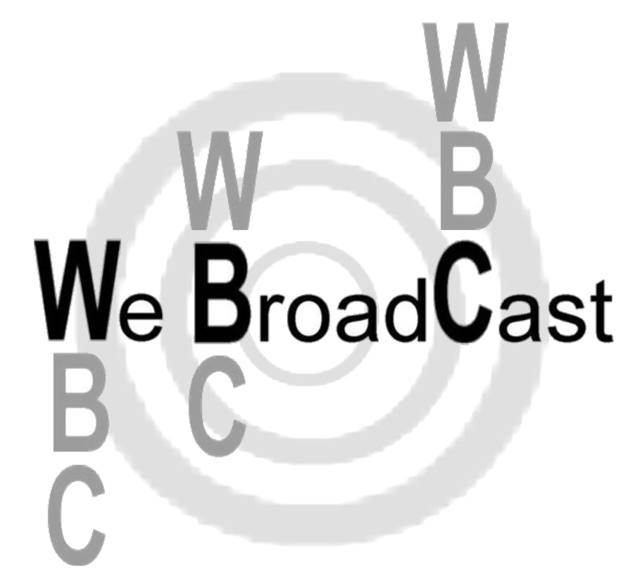 We BroadCast / Icon